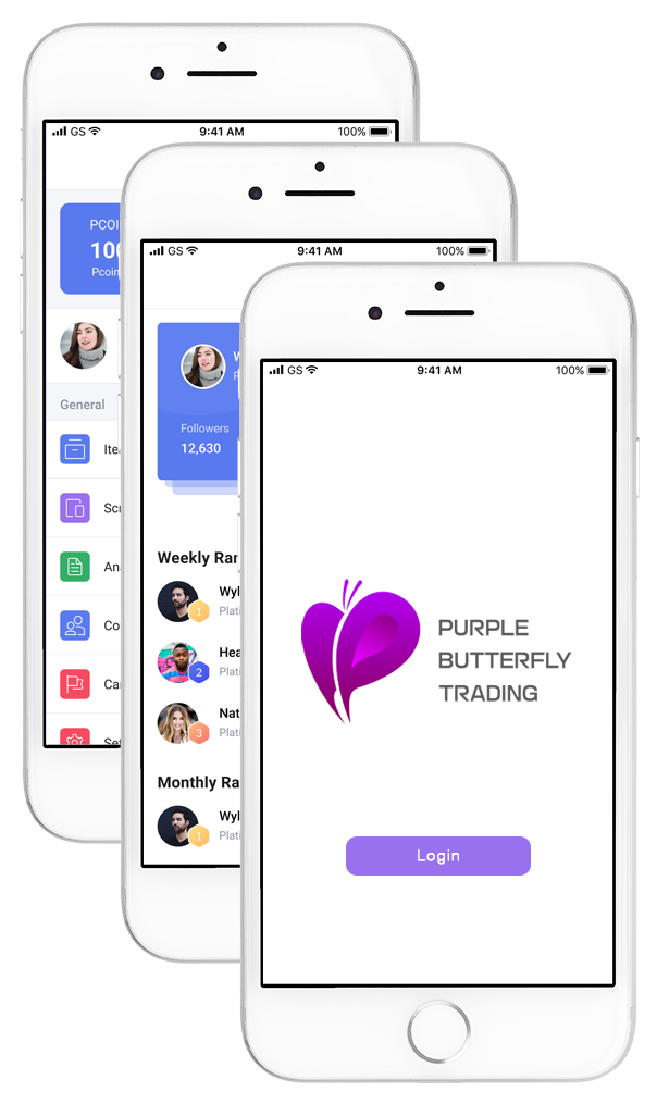 Download the Purple Butterfly Trading application here